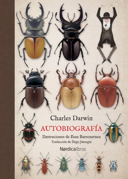 Charles Darwin, autobiografia · Nórdica Libros