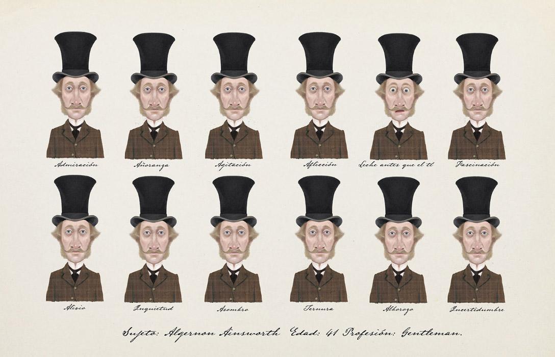 Iban Barrenetxea NORDICA Charles Darwin Autobiografia
