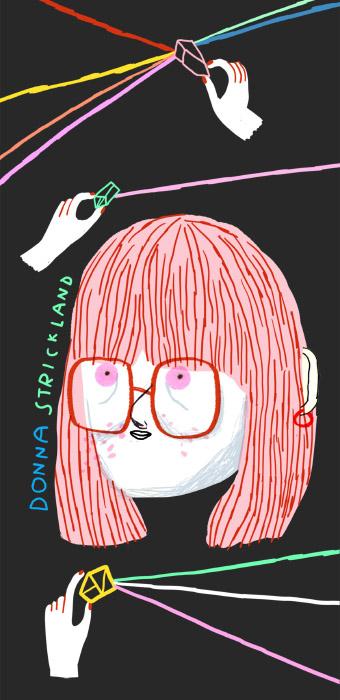 Cinta Arribas Calculadora Casio Donna Strickland
