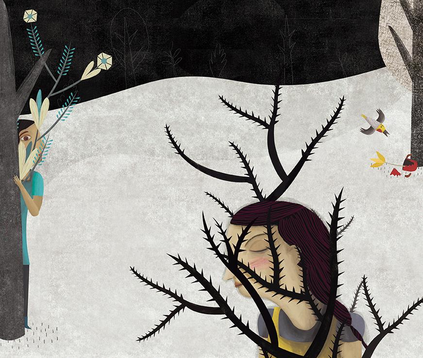 Selección para el catálogo Iberoamérica Ilustra