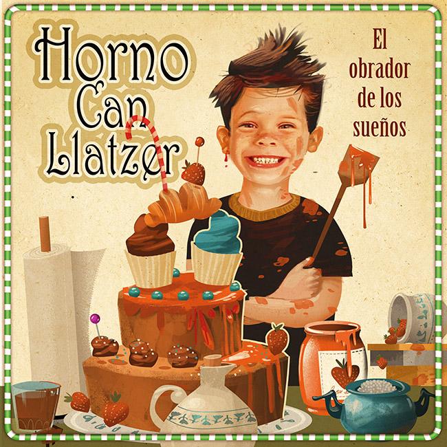 Jesús Aguado Horno Can Llatzer
