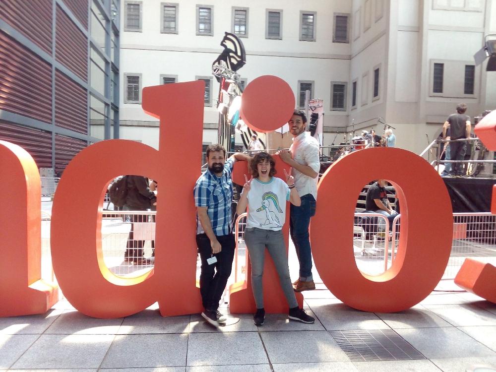 Cinta Arribas Día de los Museos