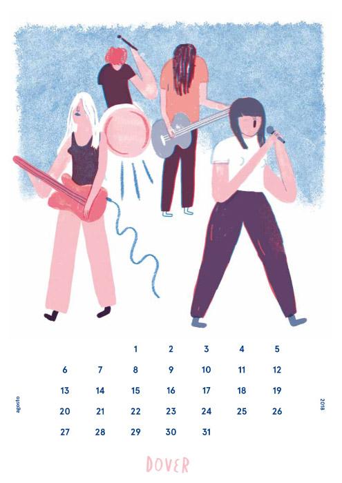 Cinta Arribas Calendario Achilipú