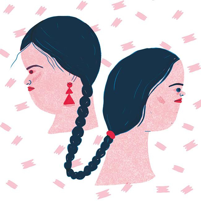 Ximena Rojas y Bianca Tema · Emparejadas