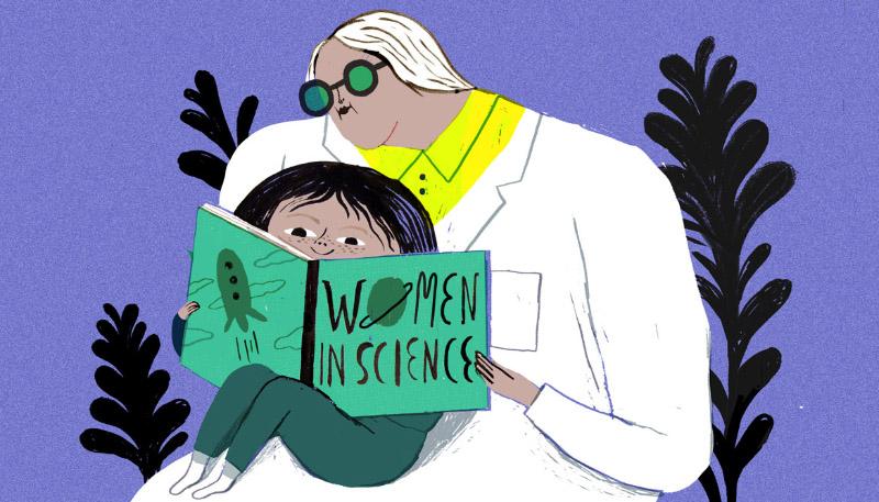 Las mujeres en la Ciencia y otras colaboraciones para el SINC