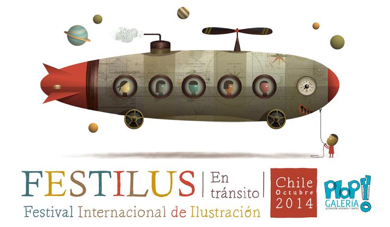 Actividades en el Festilus ·  FILSA (Santiago de Chile)