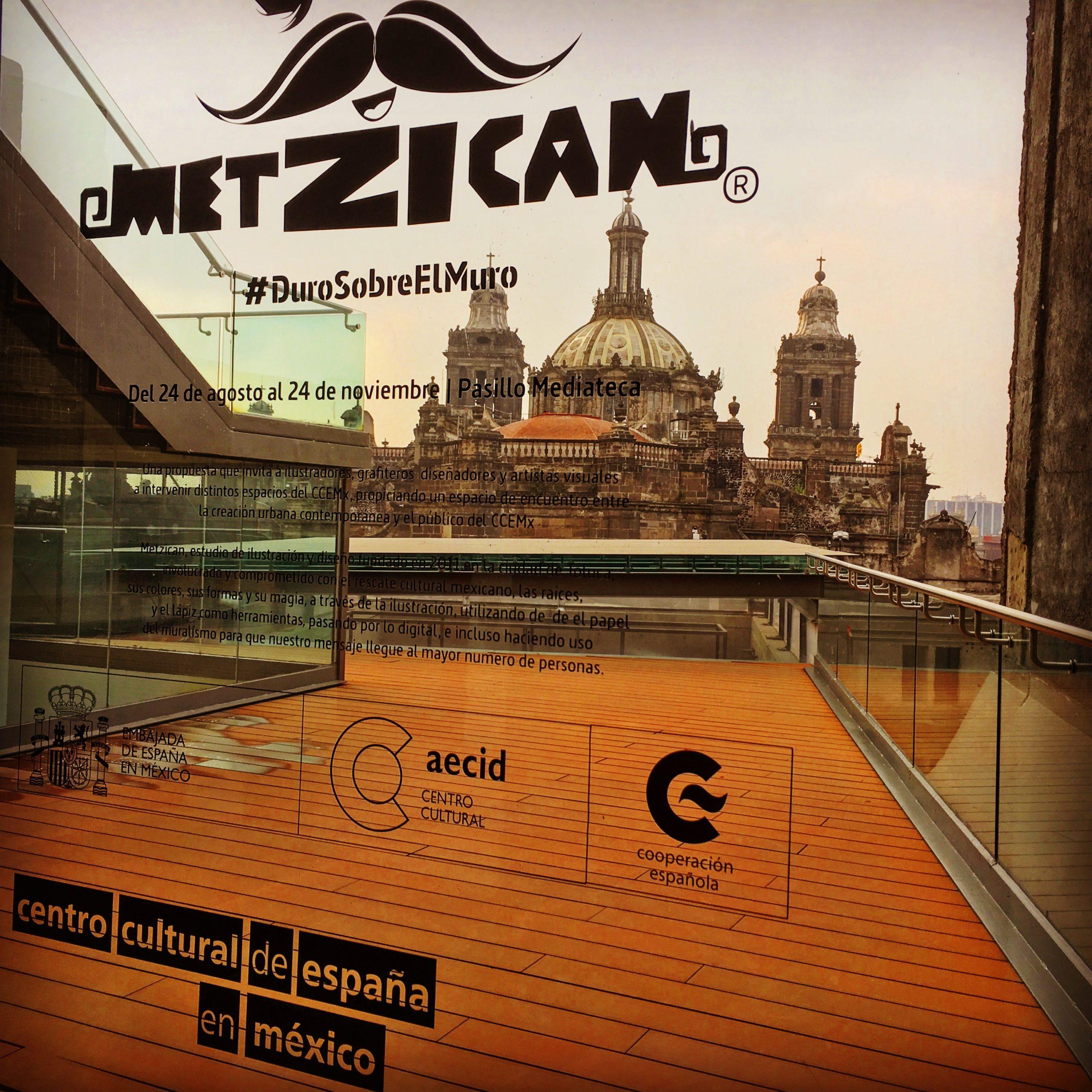 Taller en el Centro Cultural de España en Mexico