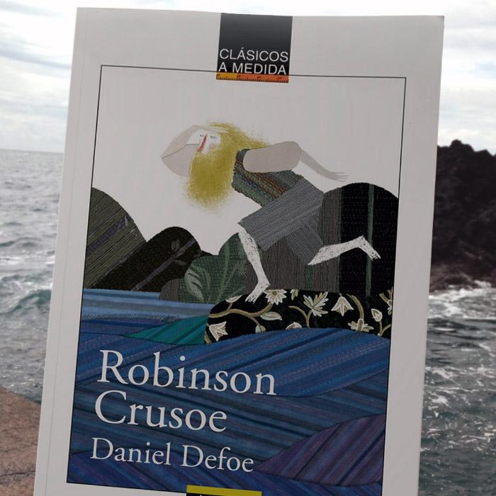 Robinson Crusoe · Anaya