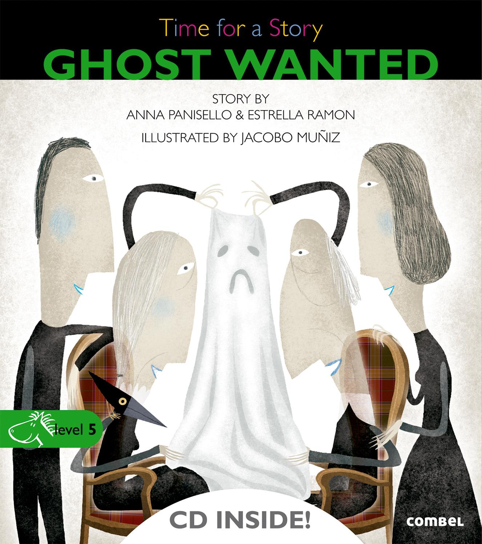 Jacobo Muñiz Ghost Wanted