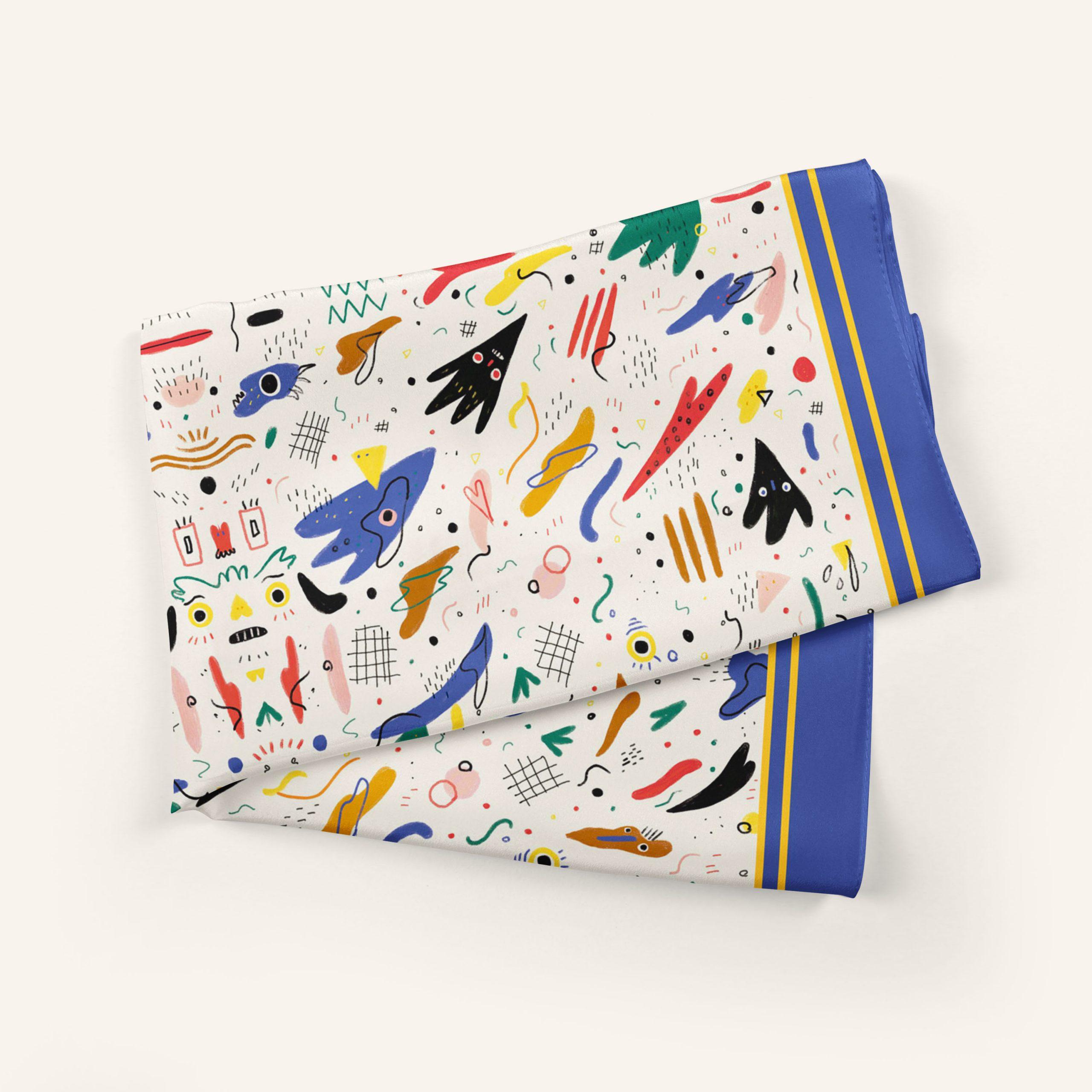 Catalina Vásquez Patterns textiles