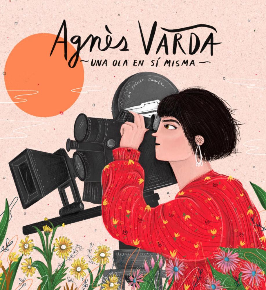 Agnès Varda · Revista Kinetoscopio