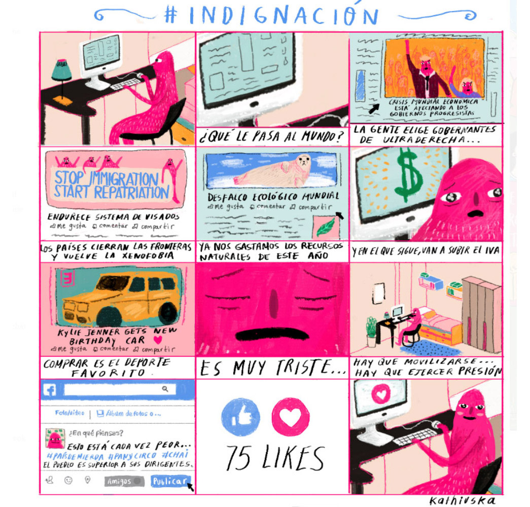 Catalina Vásquez Comics