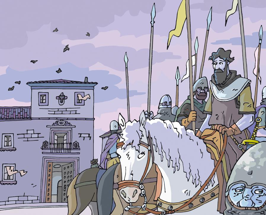 Rodrigo, un caballero de leyenda · Junta de Castilla y León
