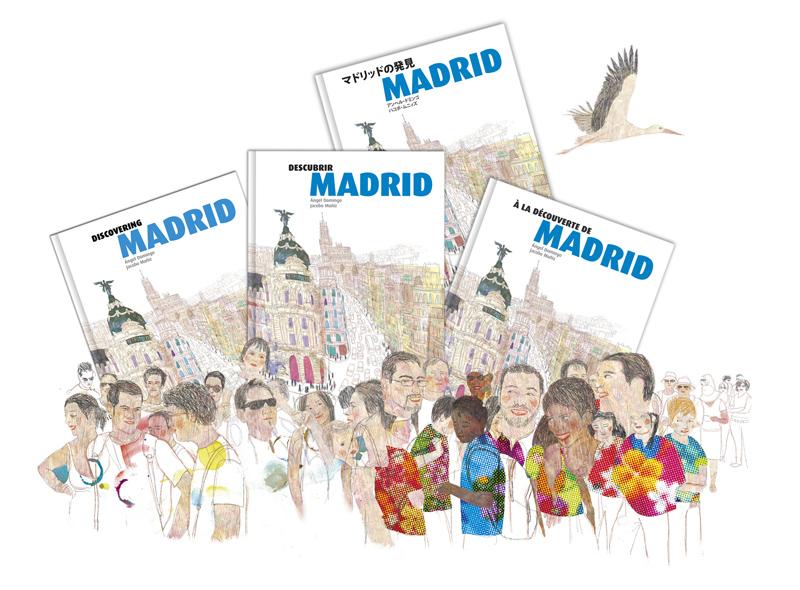 Descubrir Madrid · Ediciòns Hipòtesi
