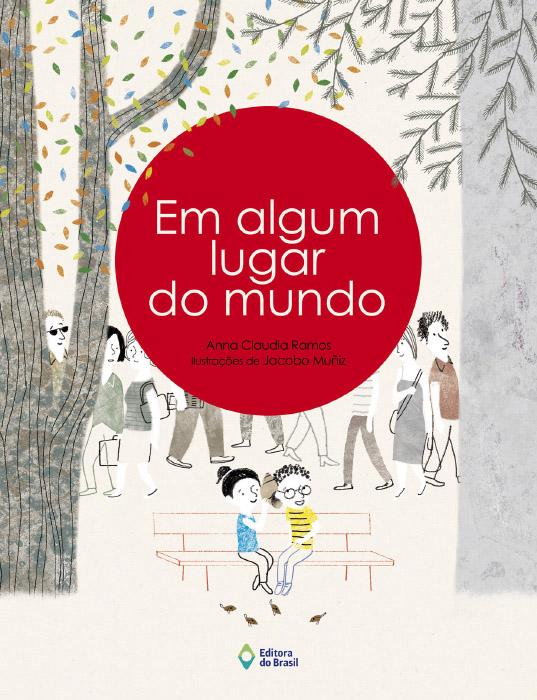 Em algum lugar do mundo · Editora do Brasil