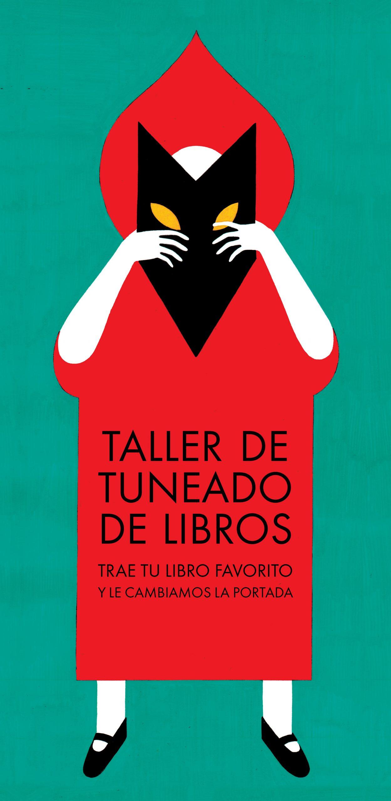 Taller de tuneado de libros