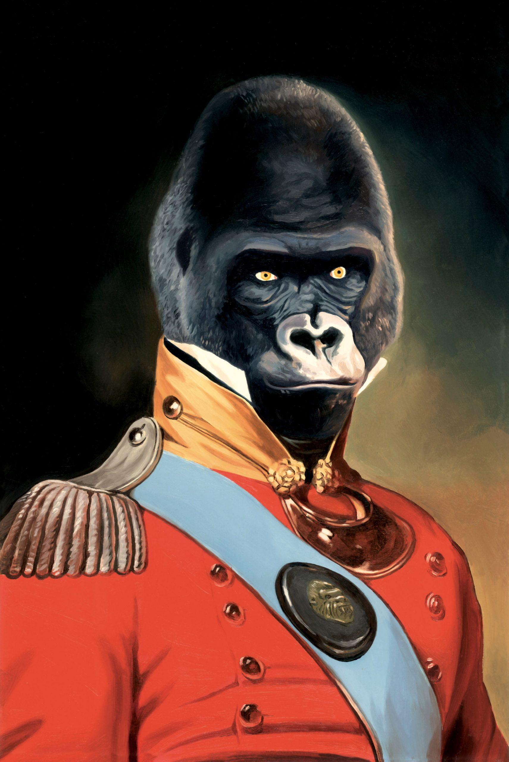 David de las Heras El planeta de los simios