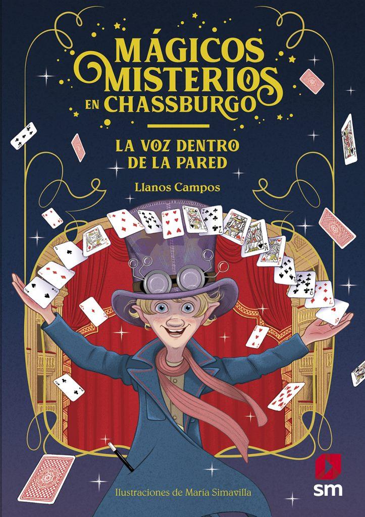 María Simavilla Mágicos misterios
