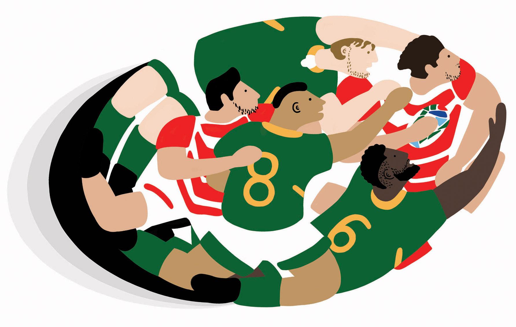 Tania Vicedo Rugby