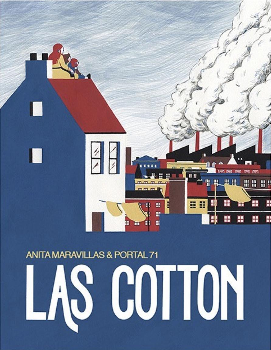 Las Cotton · Anita Maravillas Teatro