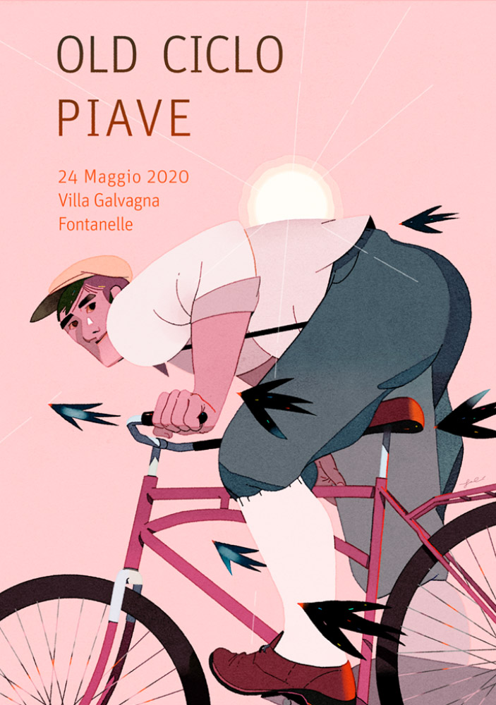 Old Ciclo Piave · AIRP