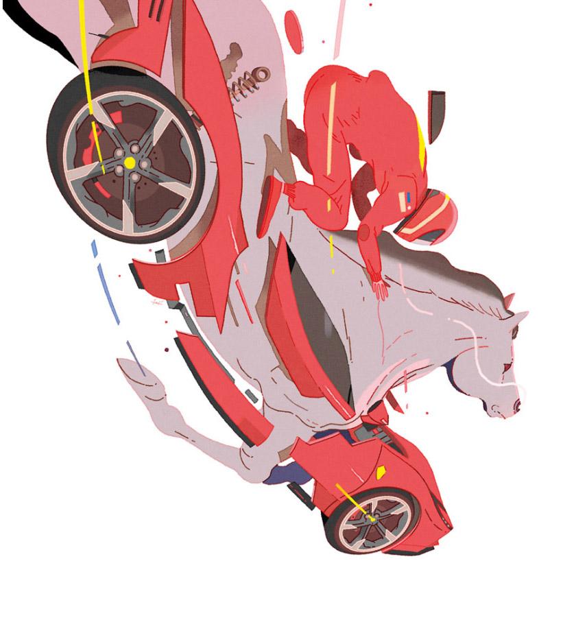 Ferrari · Revista oficial