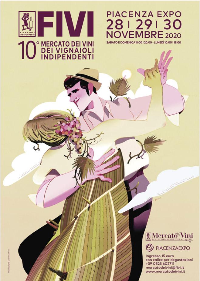 Cartel · FIVI, 10º Aniversario