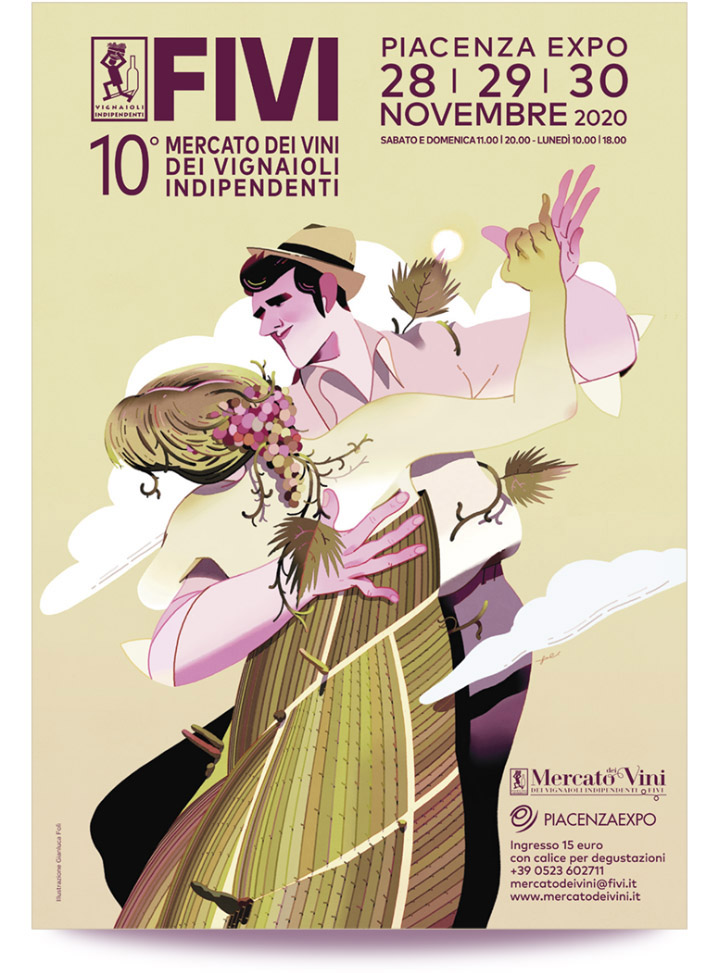 Gianluca Foli FIVI 10 aniversario