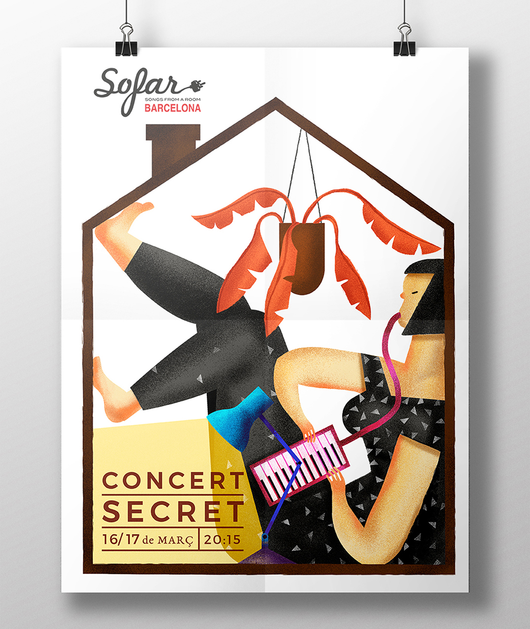 Irene Pérez Concert Secret