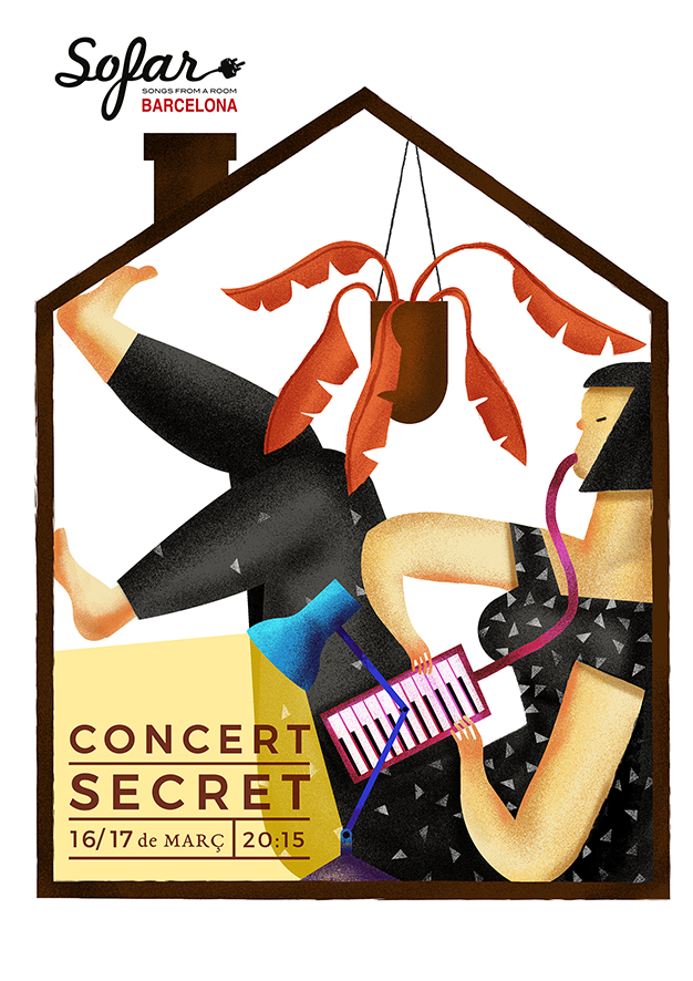 Concierto secreto · Sofar Sounds