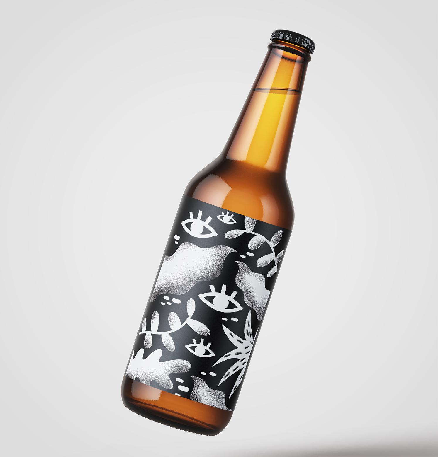 Irene Perez Etiquetas Cerveza