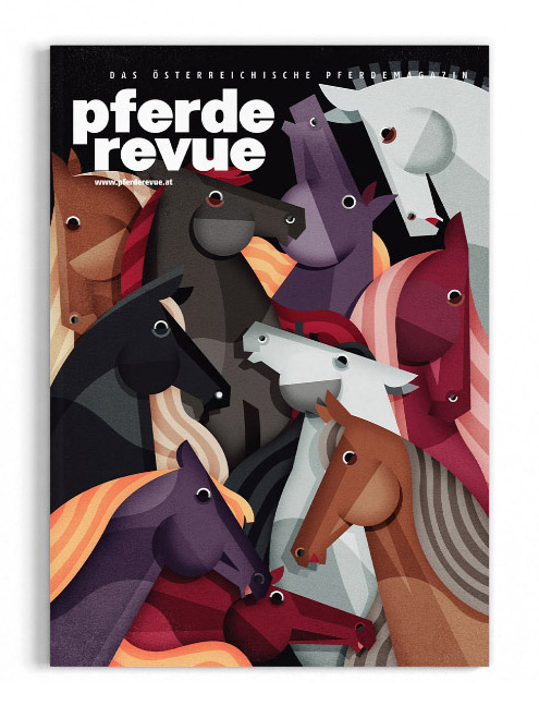 Pferdereveue · Caroline Seidler