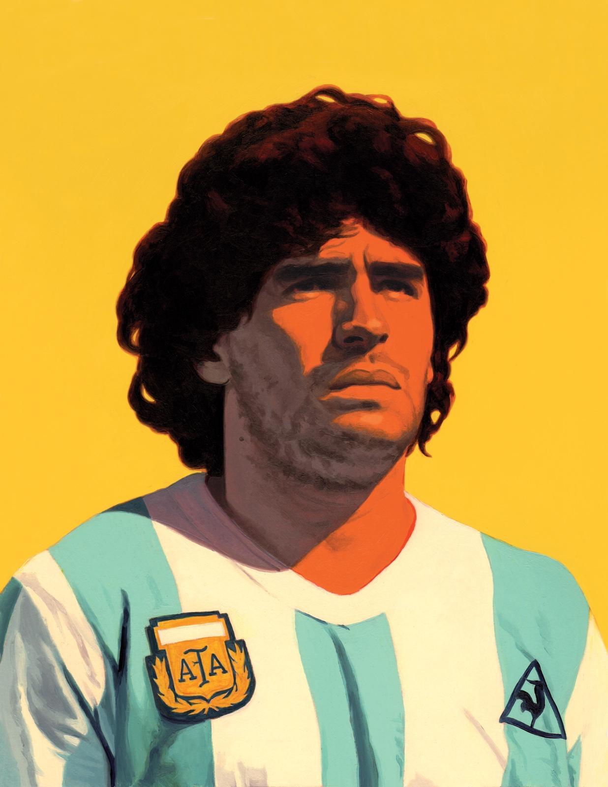 Maradona · Portada Mundo Deportivo