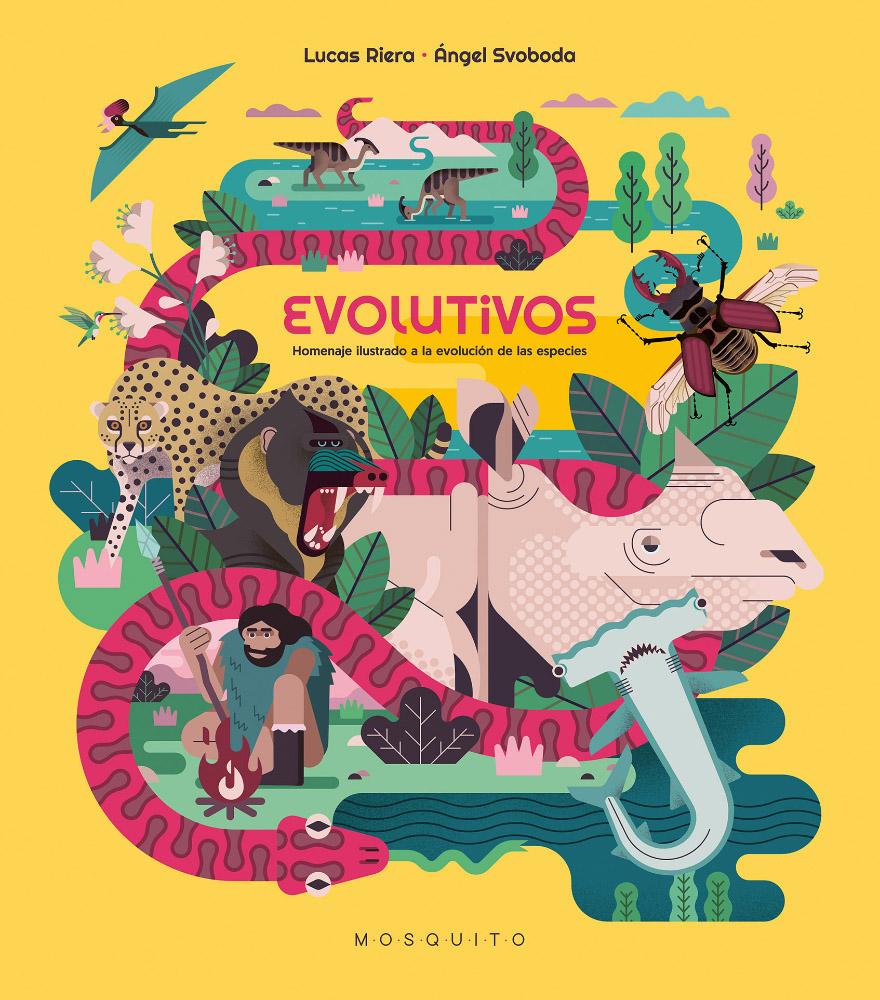 Evolutivos · Mosquito Books