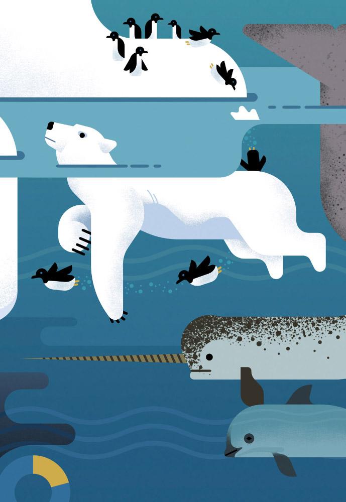 El océano en cifras · Revista Pantera